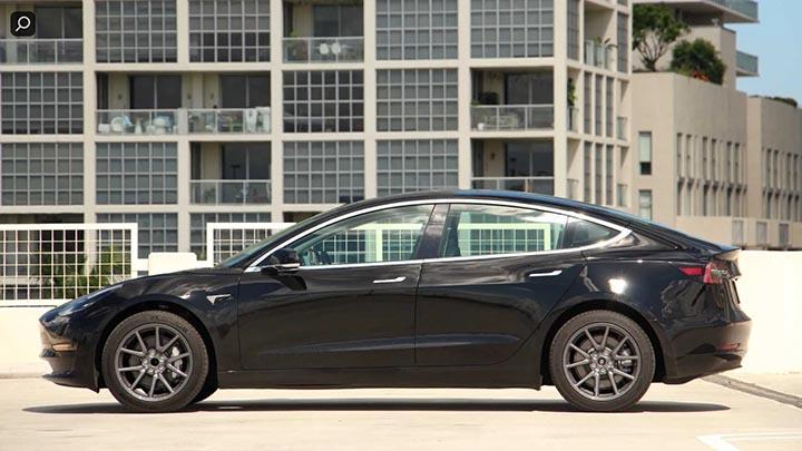 ô tô điện Tesla Model 3 Long Range