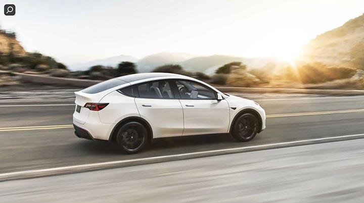 ô tô chạy bằng điện Tesla Model Y Performance