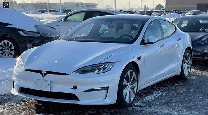 xe hơi điện Tesla Model S Long Range