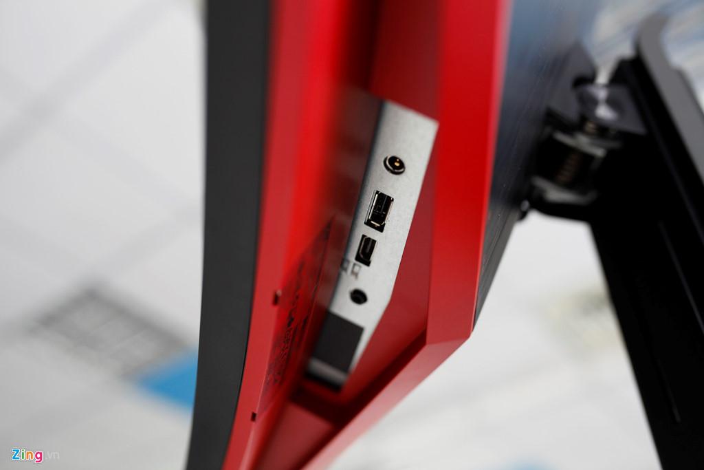 Predator Z35 được trang bị một cổng DisplayPort 1.2