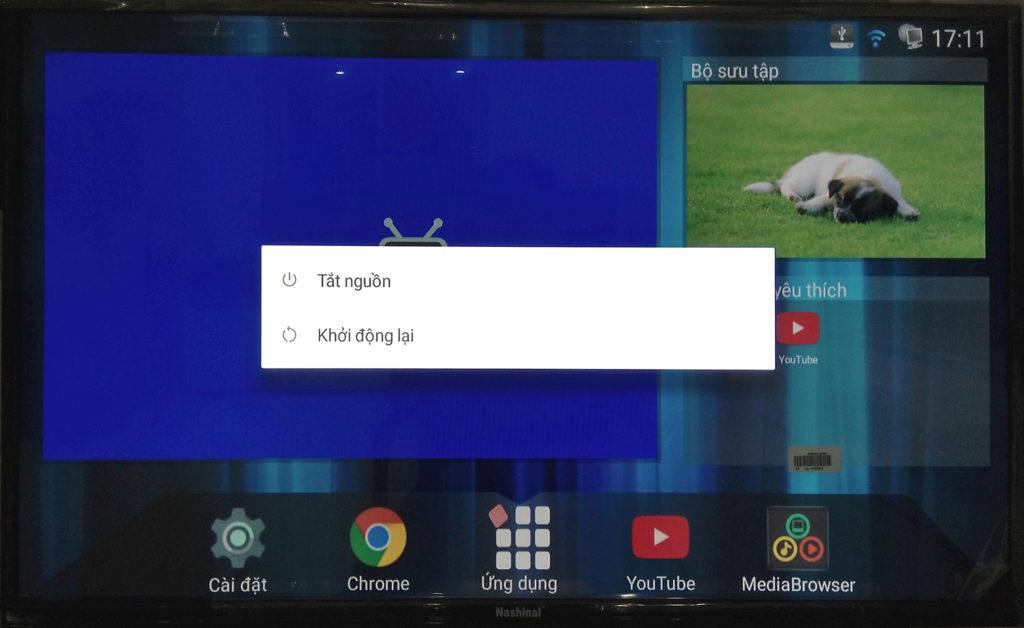 Cách tắt smart tivi an toàn