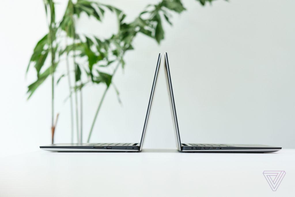 Dell XPS 15 7590 và XPS 15 model 2017
