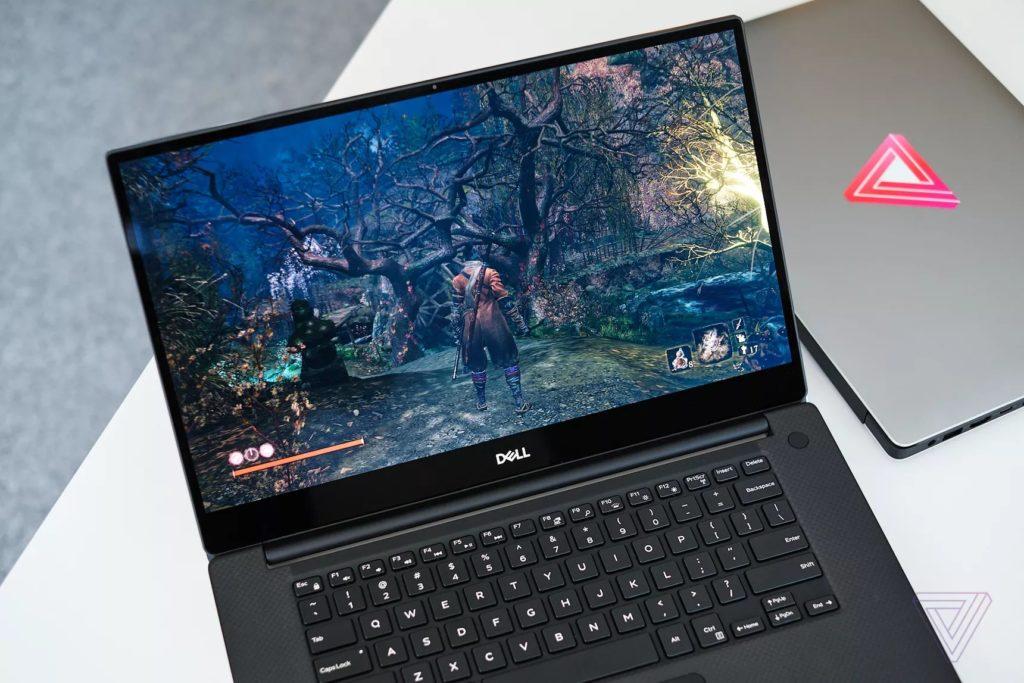 Màn hình OLED của Dell XPS 15 7590