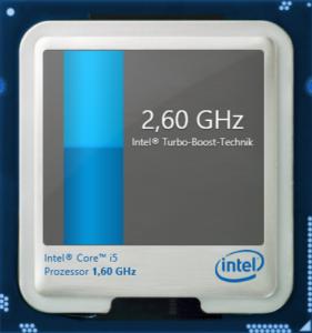 Dell Latitude E7440 xung CPU Turbo tối đa 2,6 GHz