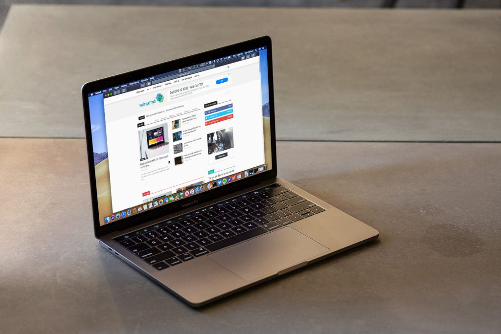 MacBook Pro laptop tốt nhất của Apple hiện tại