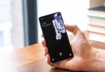 sự cố nhận dạng vân tay Galaxy S10