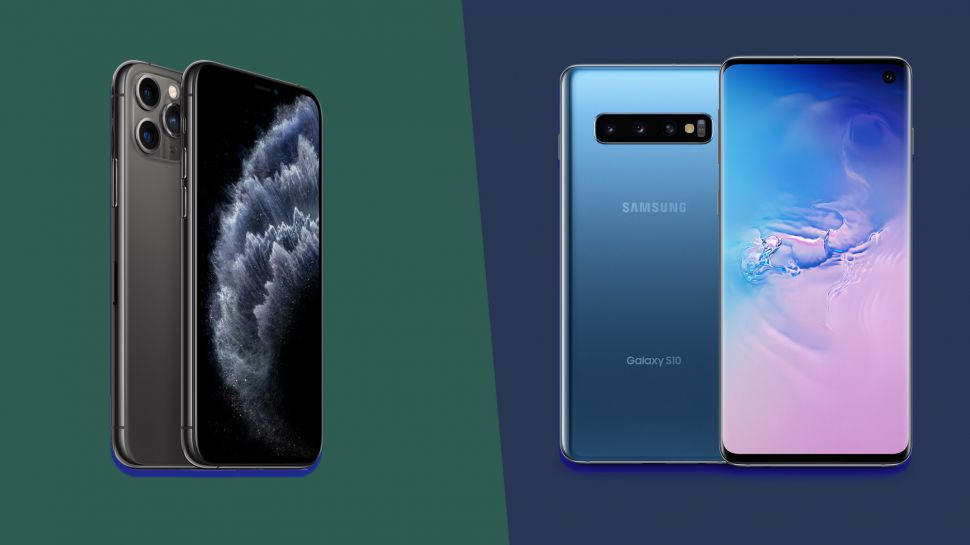 iPhone 11 Pro VS Samsung Galaxy S10
