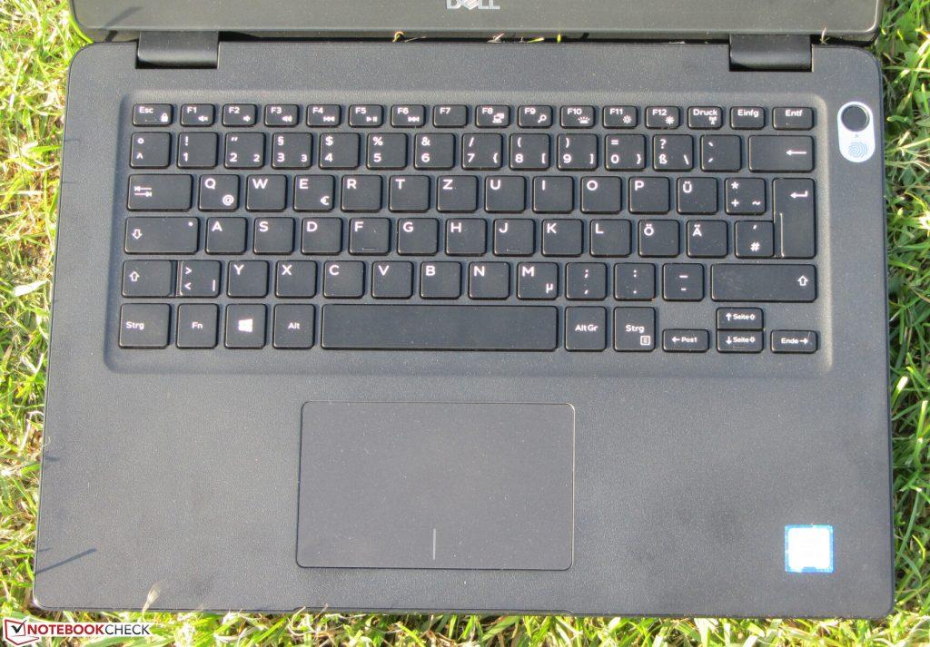 Bàn phím và bàn di chuột Dell Latitude 3400