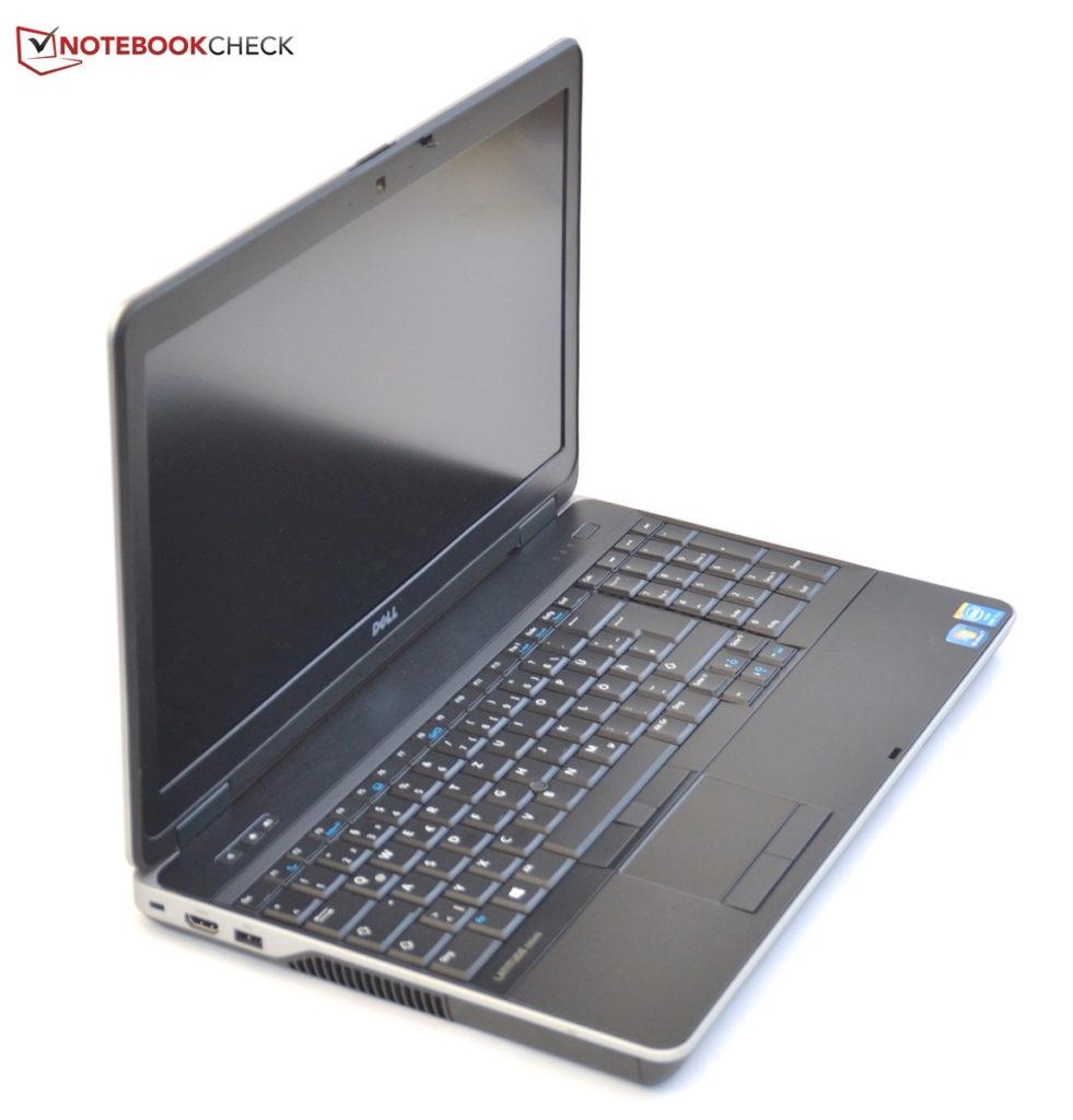 Đánh giá Dell Latitude E6540