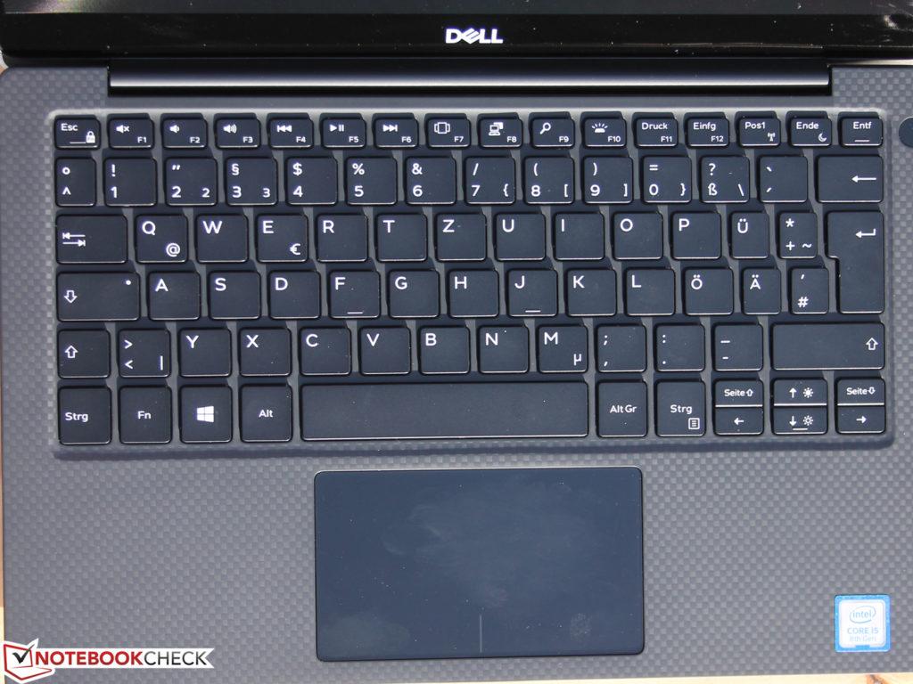 Bàn phím Dell XPS 13 9380