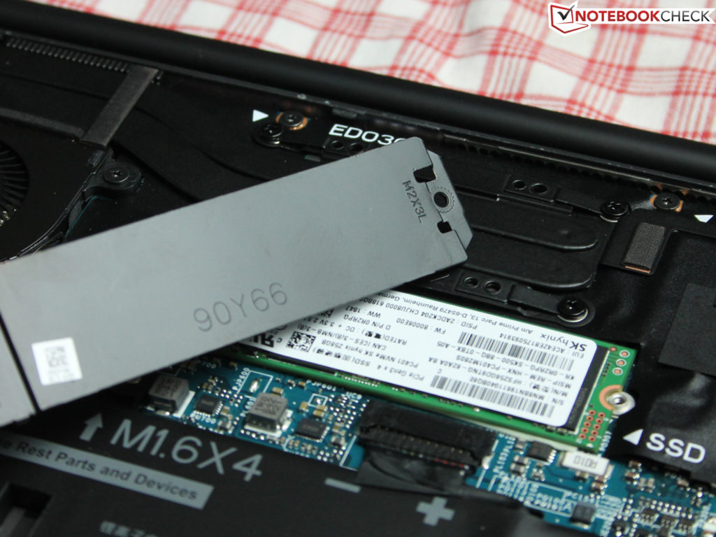 Ổ SSD 256 GB của SK Hynix