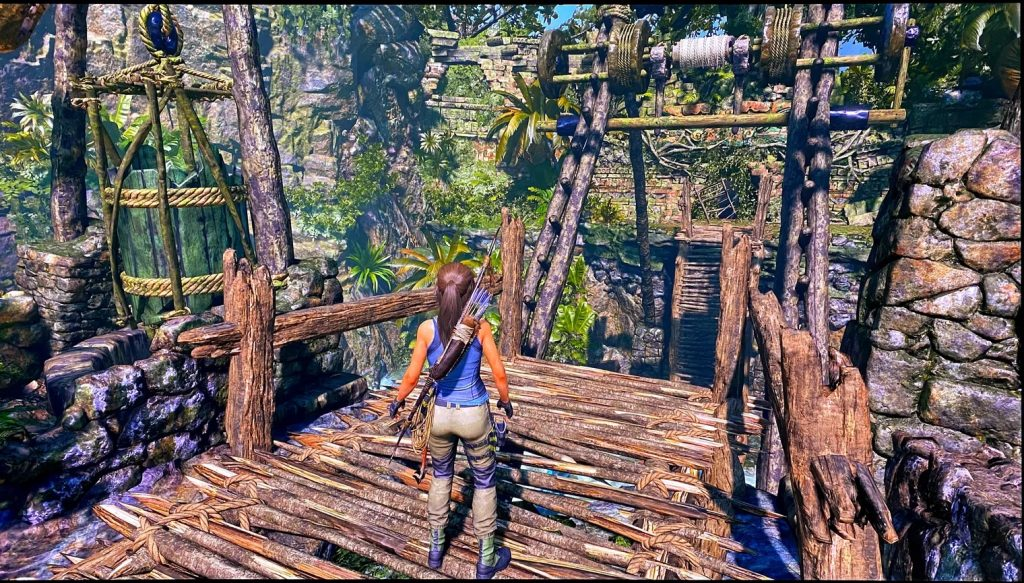 Shadow of the Tomb Raider trên PC