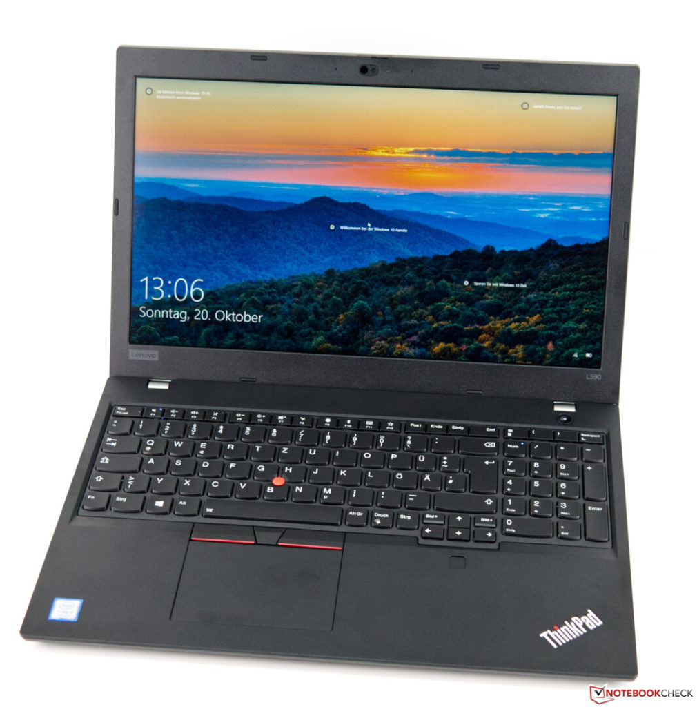 Lenovo ThinkPad L590: laptop doanh nhân