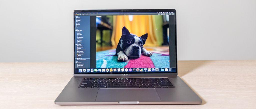 Đánh giá MacBook Pro 16 inch (2019)