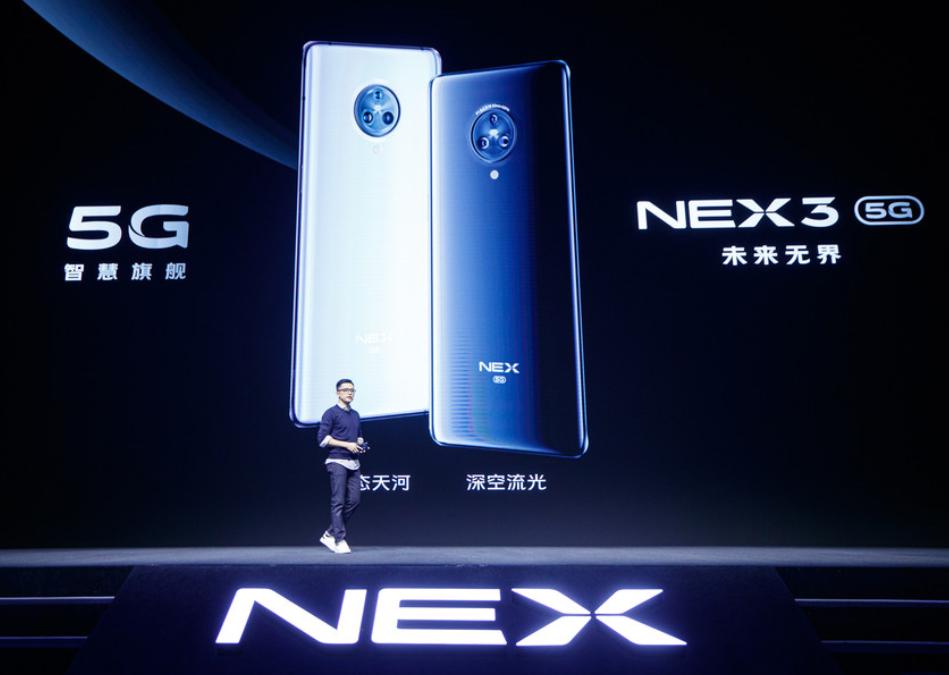 Đánh giá Vivo NEX3 với màn hình thác nước