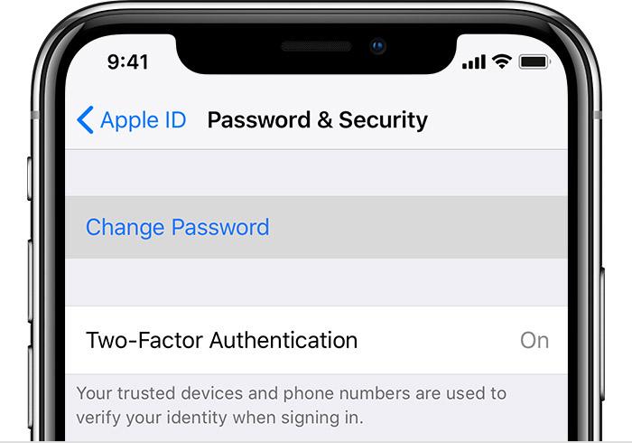 Đổi mật khẩu iCloud: 3 cách đổi mật khẩu iCloud bạn nên biết