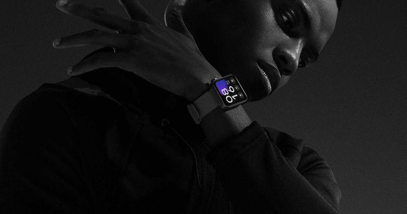 Đồng hồ thông minh Mi Watch của Xiaomi