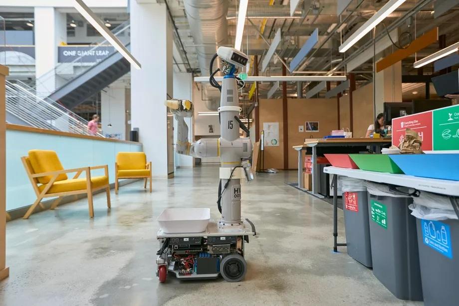 Image: Everyday Robots