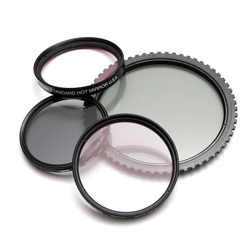 Filter là gì? - Bộ lọc ánh sáng sử dụng trong nhiếp ảnh