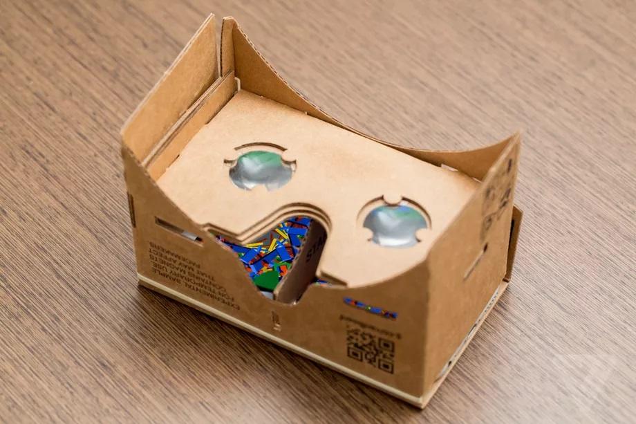 Google mở mã nguồn Cardboard khi khai tử Daydream
