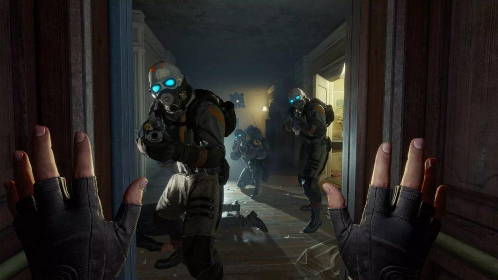 Half-life: Alyx chính thức ra mắt