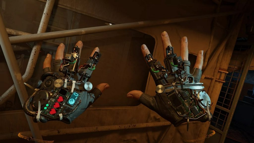 Game thực tế ảo VR Half-Life: Alyx