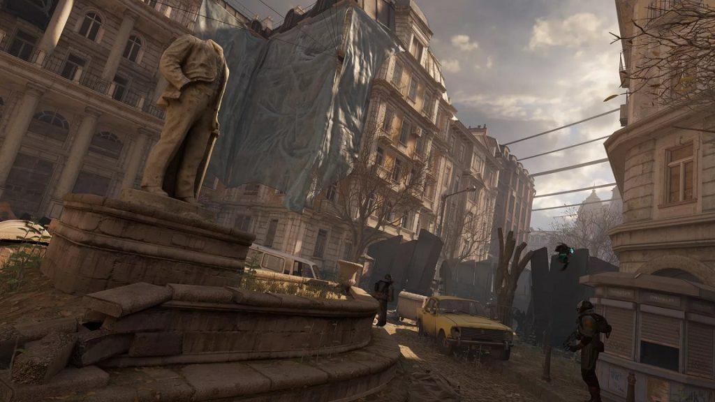 Bối cảnh trong Half-life: Alyx