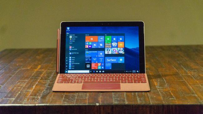 Microsoft Surface Go Laptop tốt nhất năm 2019