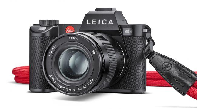 Leica SL2 Máy ảnh không gương lật full-frame