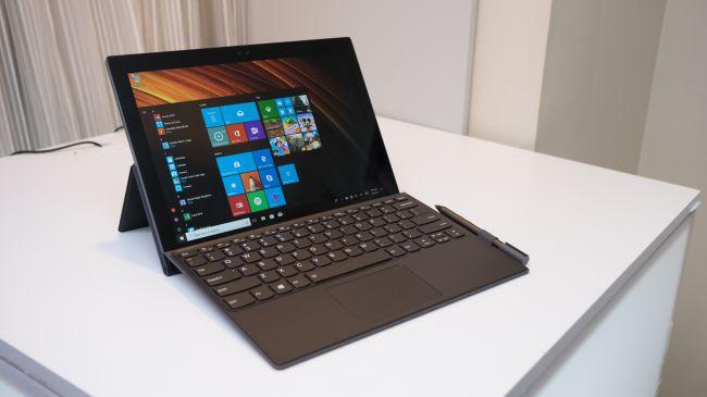 Lenovo Miix 630 máy tính bảng tốt nhất năm 2019