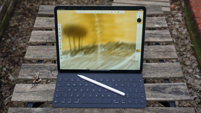 iPad Pro 12.9 máy tính bảng tốt nhất năm 2019