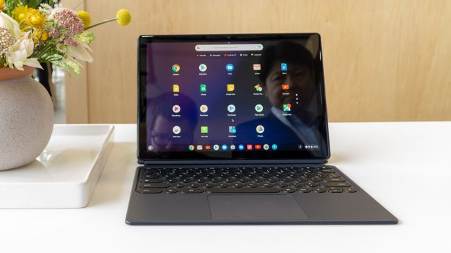 Google Pixel Slate máy tính bảng tốt nhất năm 2019