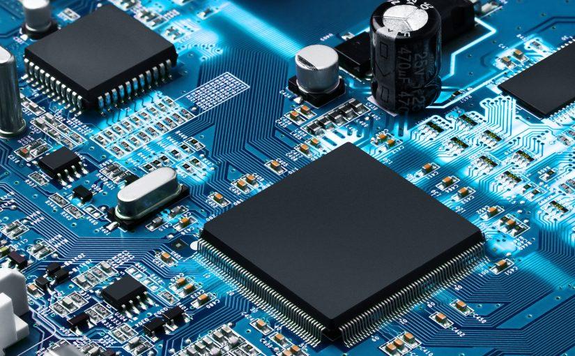 Vi điều khiển MCU tích hợp trên các hệ thống nhúng