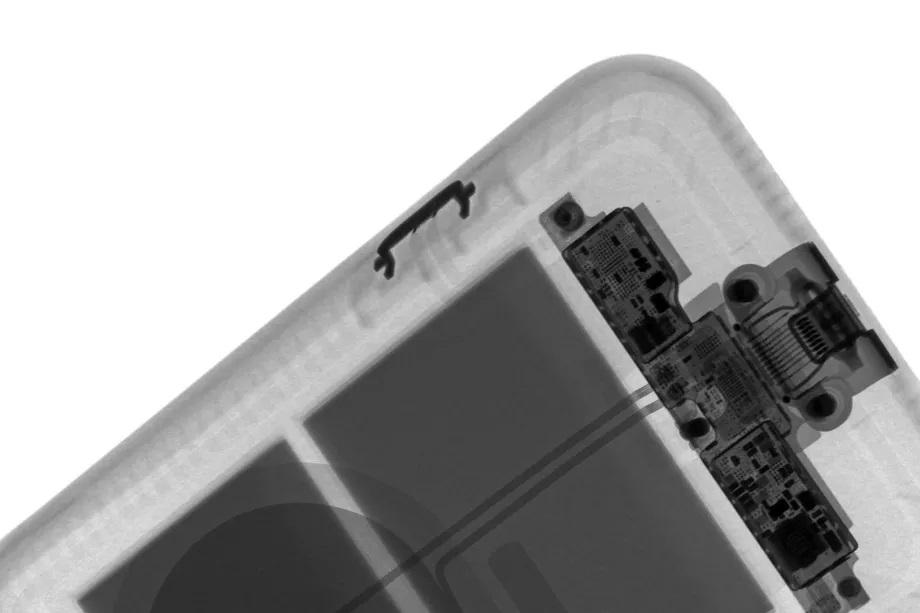 ảnh Tia X ốp lưng thông minh Smart Case của Iphone