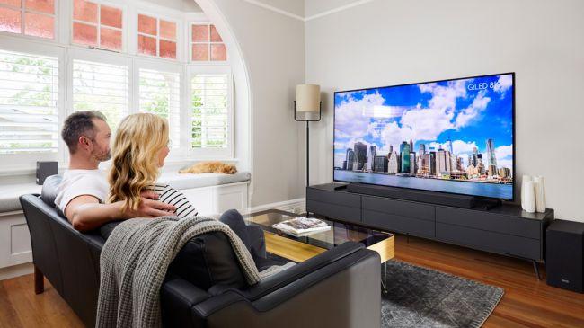 Samsung Q90R QLED TV (2019)