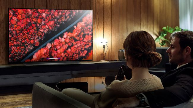 LG C9 OLED Smart 4K TV