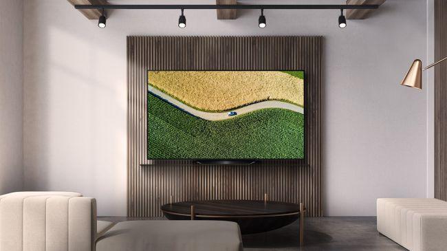 LG B9 OLED Series (2019)