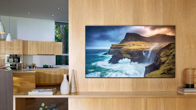 TV Samsung Q70R QLED (2019)