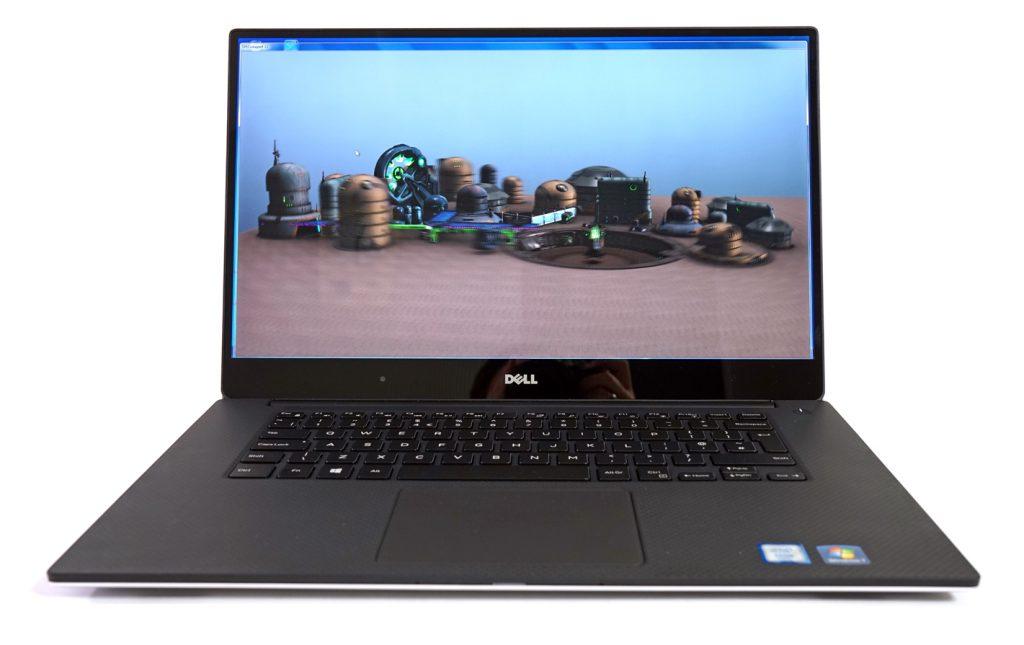 Đánh giá Dell Precision 5510