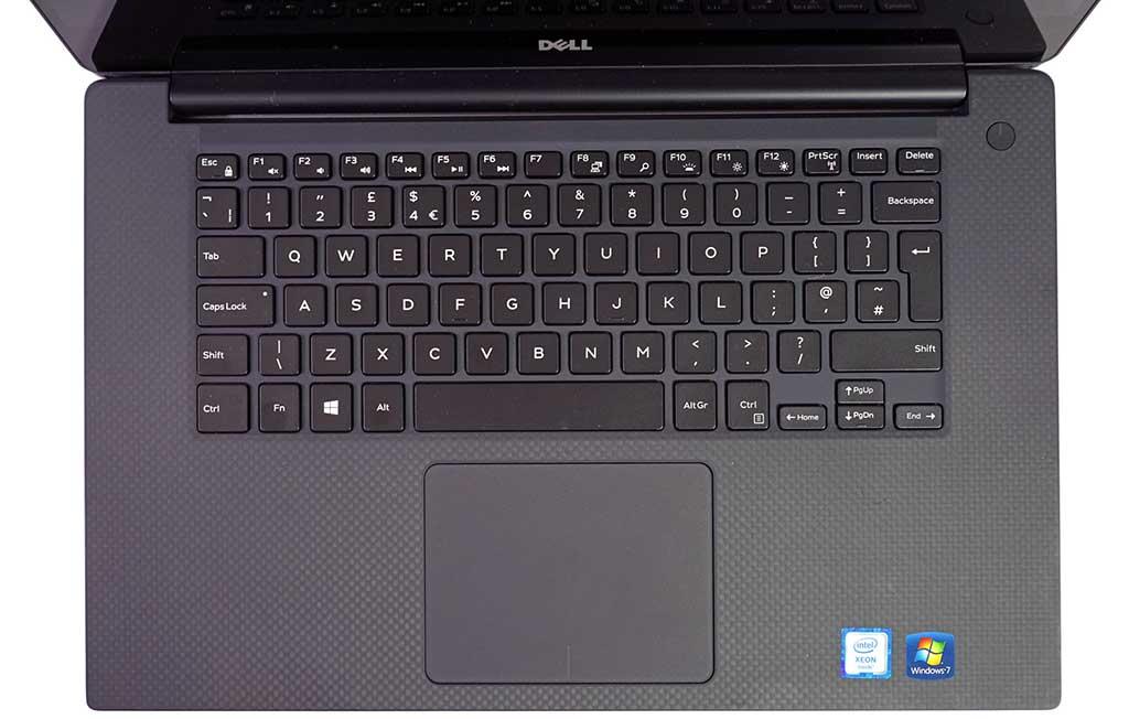 Bàn phím và bàn di chuột Dell Precision 5510