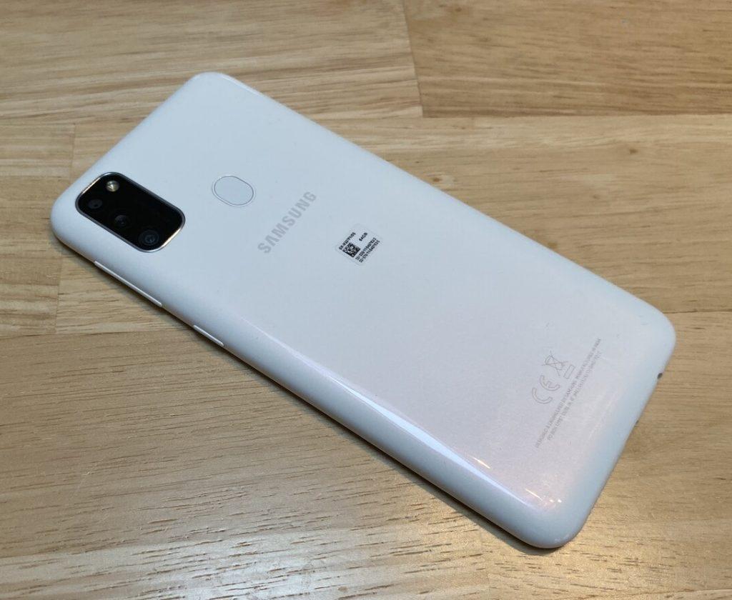 Mặt lưng Samsung Galaxy M30s