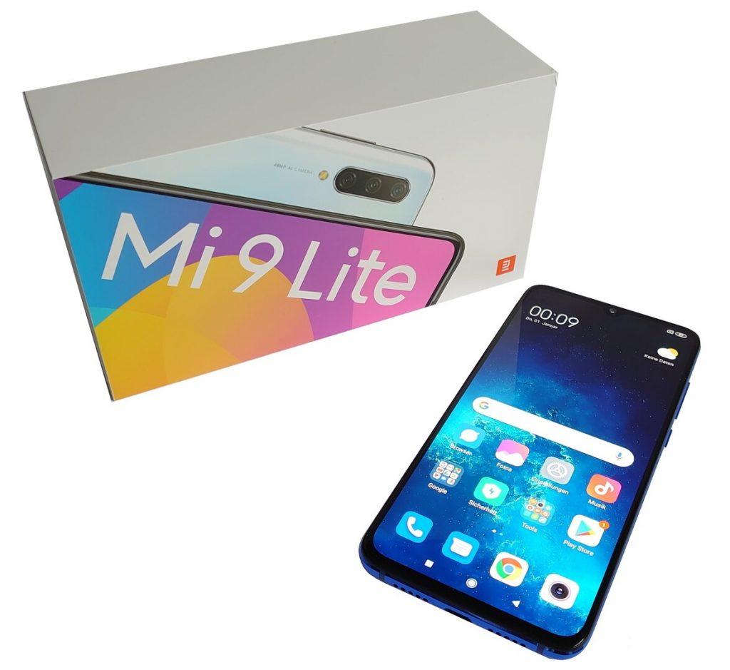 Đánh giá Xiaomi Mi 9 Lite