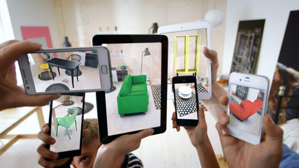 Google giới thiệu các tính năng AR công nghệ mới trên web và ứng dụng di động