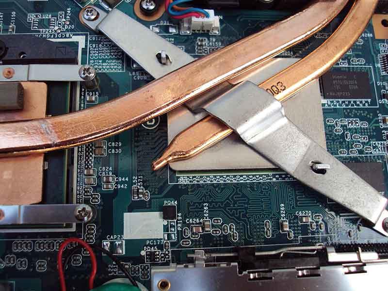 GPU ATI HD5470 trong Laptop