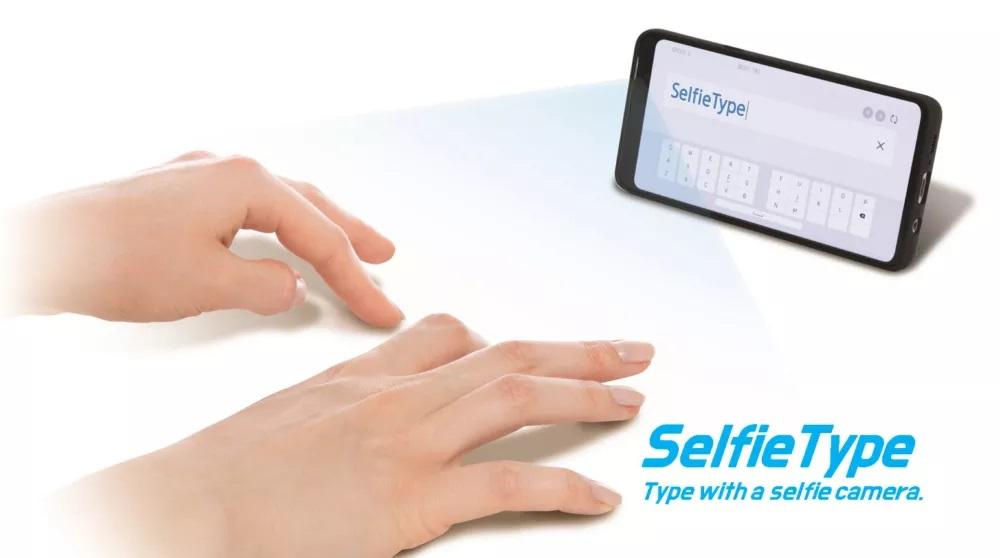 Samsung đã tạo ra một bàn phím vô hình với sự hỗ trợ của AI cho điện thoại của bạn