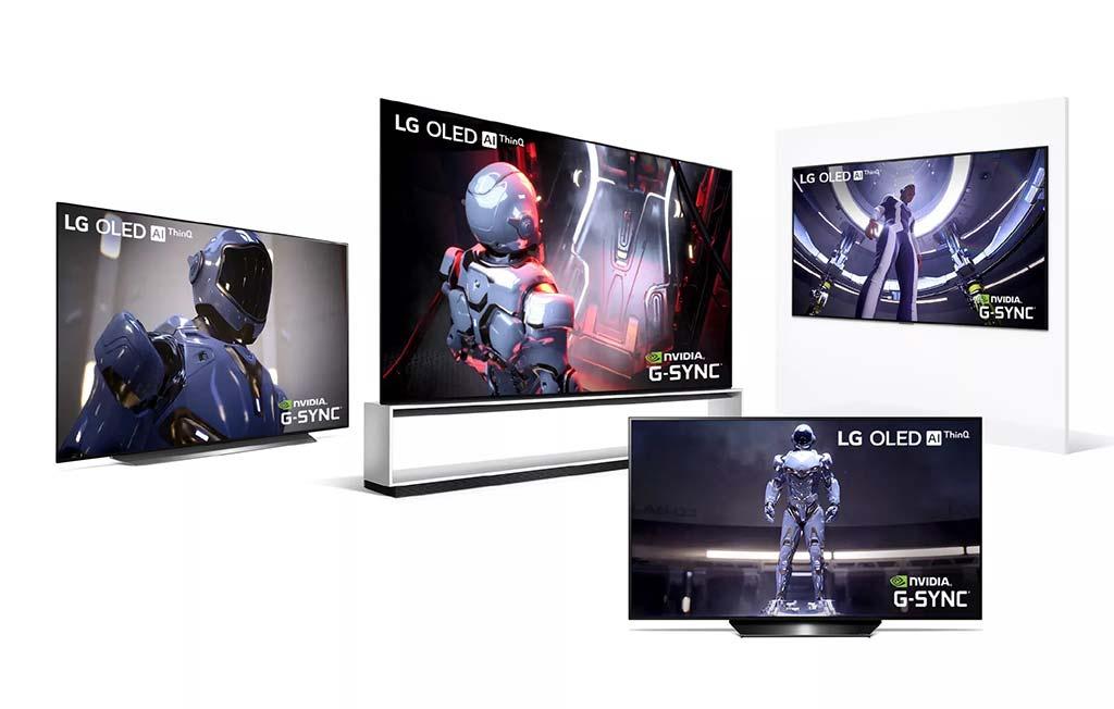 Các ý tưởng công nghệ mới trên Tivi tại CES 2020