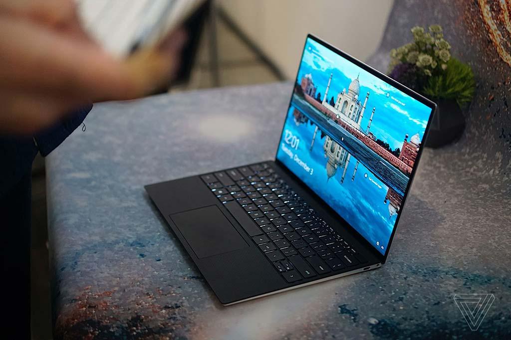 Dell giới thiệu XPS 13 tại CES 2020 với thiết kế mới đi kèm với chip Ice Lake