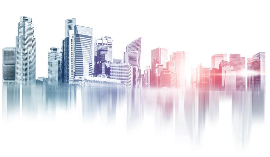 Hình nền vector thành phố