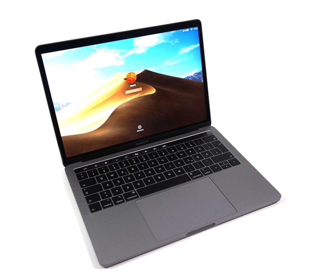 Đánh giá Apple MacBook Pro 13 2019 với Touch Bar và bàn phím Butterfly