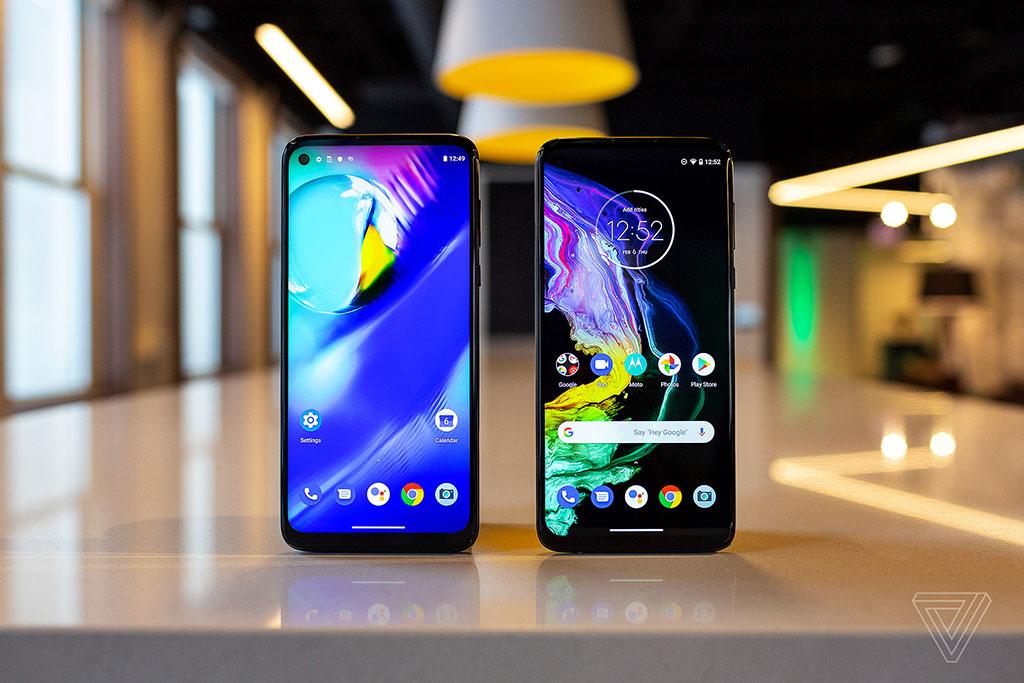Đánh giá nhanh Moto G Stylus và G Power điện thoại thông minh tầm trung của Motorola